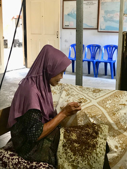 The Sewing Retreat - Batik from Java - 1