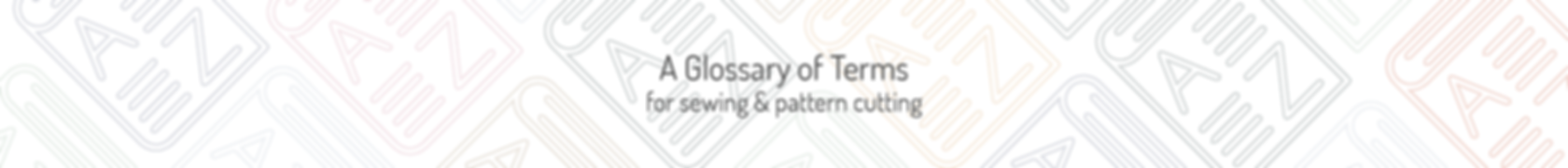 The Sewing Retreat_Header-A glossary of