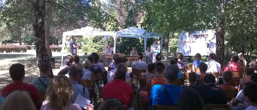 """Međunarodni ekološki seminar """"Palingenia longicauda"""""""