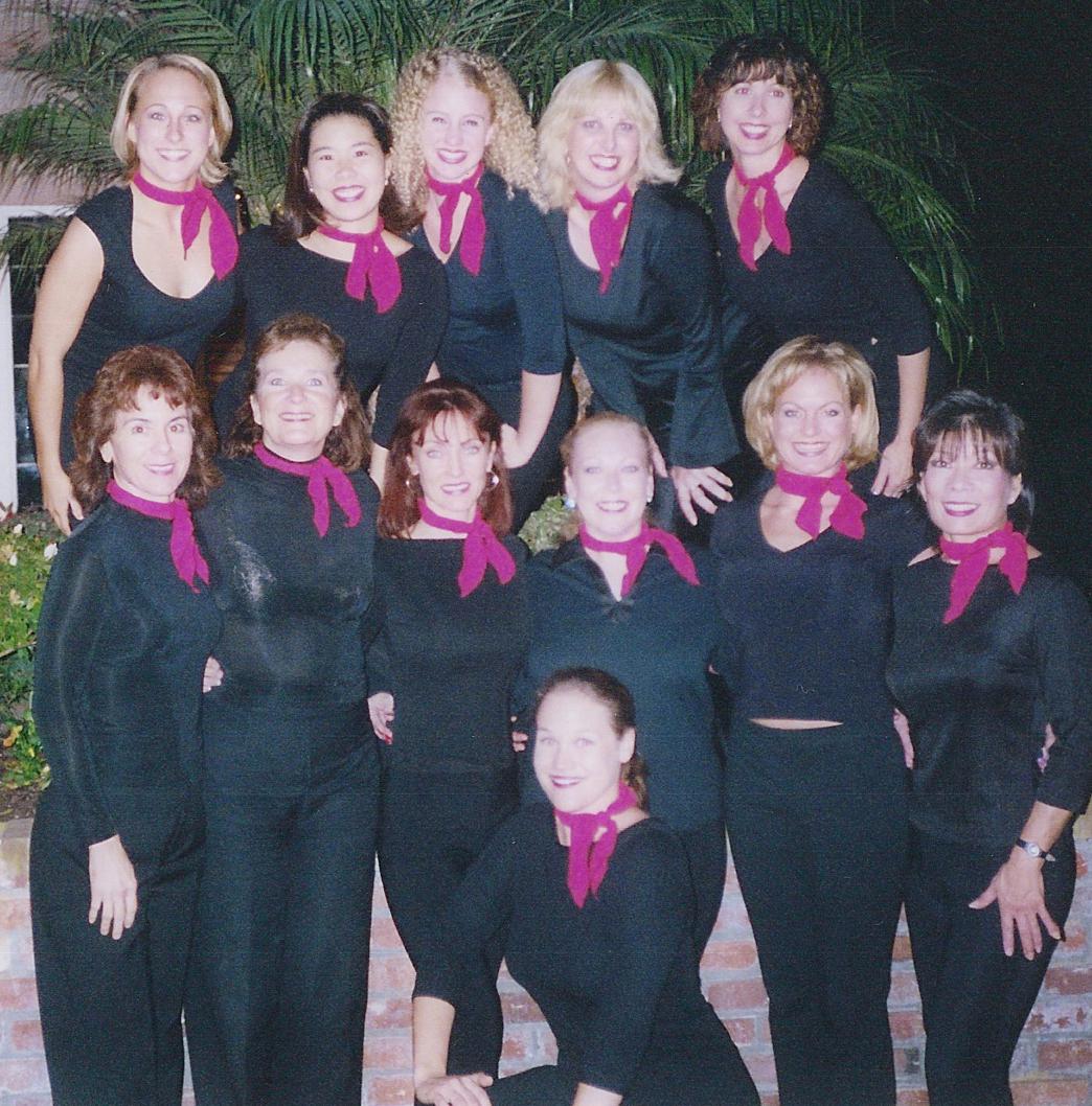 diva group photo