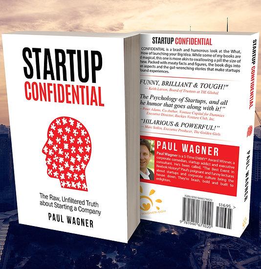 Bundle Sale: 10 Copies of Startup Confidential!