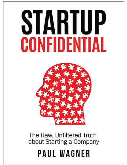 Startup Confidential eBook (digital): Hilarious and Educational