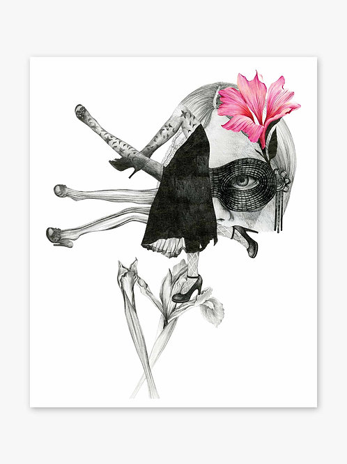 Lots of Legs - Limited Edition Print