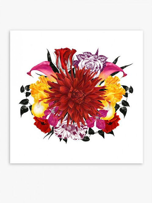 Flowers - Limited Edition Print