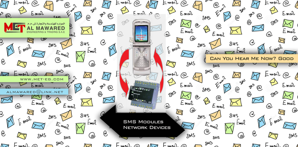 SMS MODULES   NETWORK DEVICES