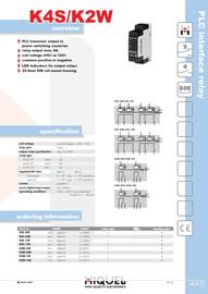 PLC Interface Relay