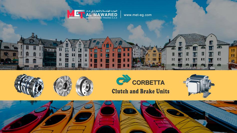 CORBETTA Clutches and Brake