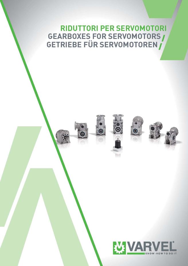 Gear Box For Servo Motors