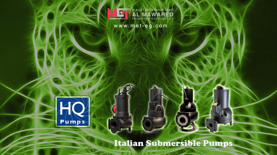 HQ Submersible Pump