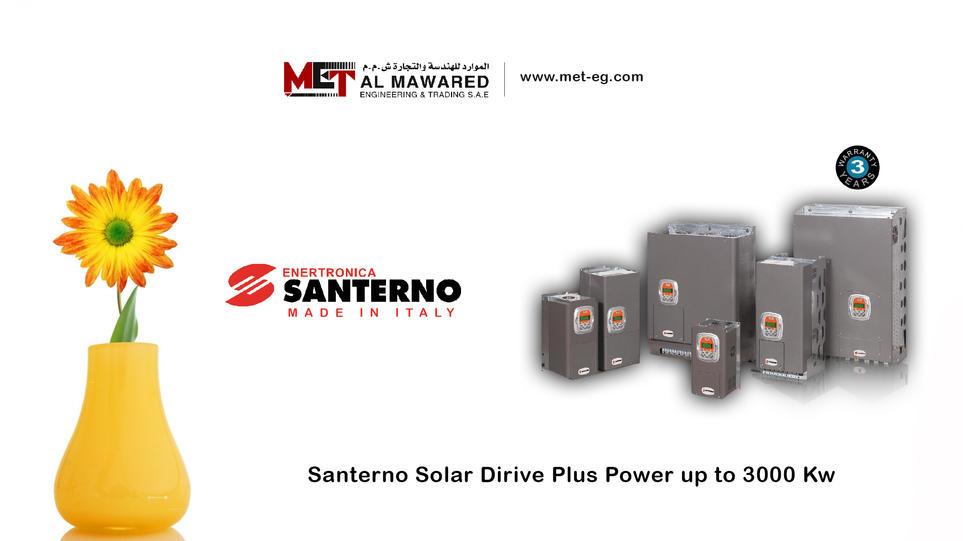 Santerno Solar Drive