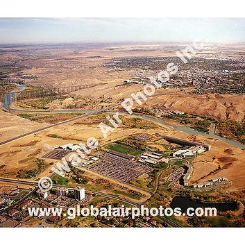 Aerial Photo of Lethbridge