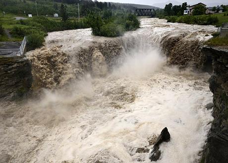 River Flood year