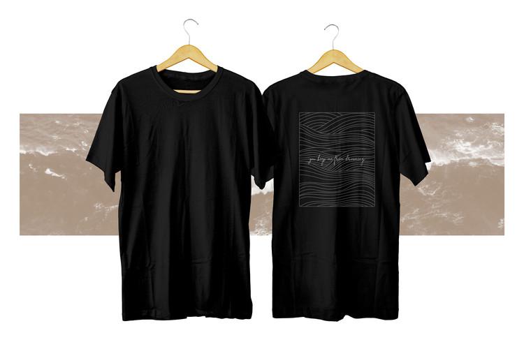 helianth midtide merch black shirt