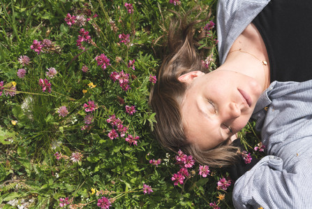 helianth portrait | flowers on my mind