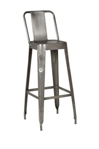 Tall Tin Barstools