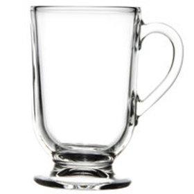 Tea / coffee glass