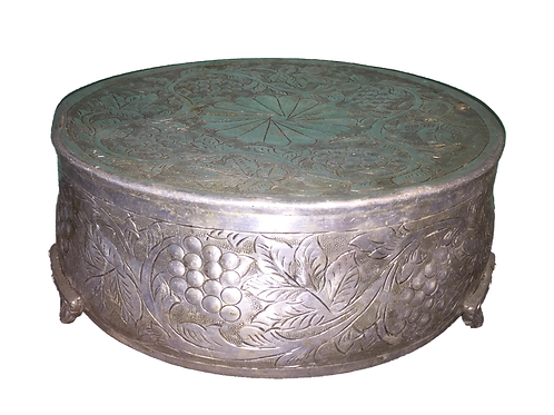 Small Pewter Cake stand