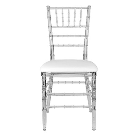 Smoke Chiavari Chair