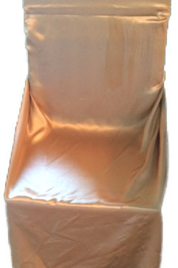 Golden Chair Cover