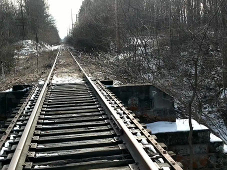 Check Out the Trestle on the Veterans Right-of-Way