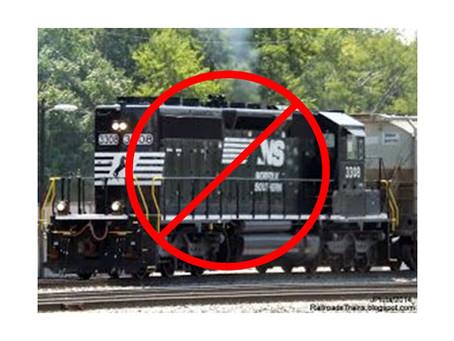 Trails not Rails!