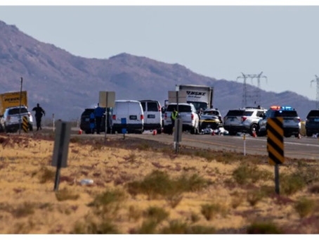 Tragic bike accident in Nevada is sad testimony as to why more trails are needed.