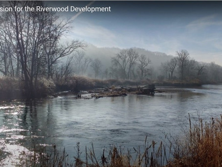 Exciting New Vision for the Old Riverwood Golf Course