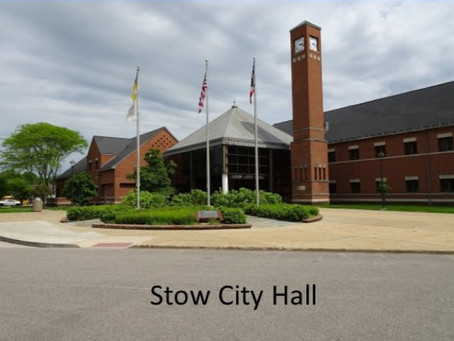 City of Stow Supports the Veterans Trail