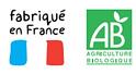 Fabriqué en France Agriculture Biologique