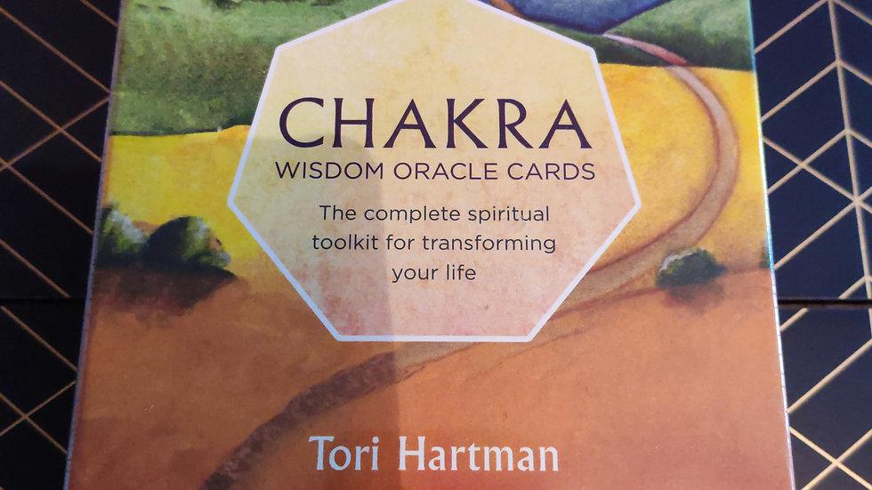 Chakra Wisdom Oracle Crass