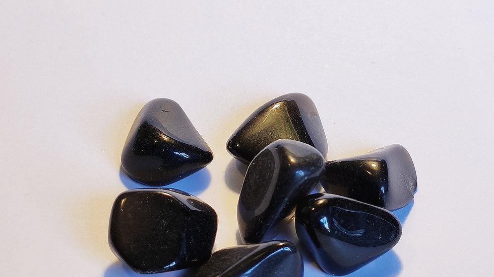 Apache Tear, Obsidian
