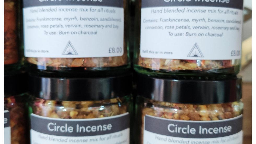 Circle Incense