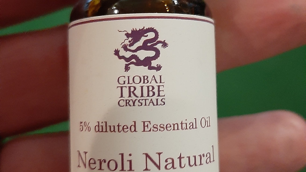 Neroli natural 5% dilution with jojoba oil 10ml