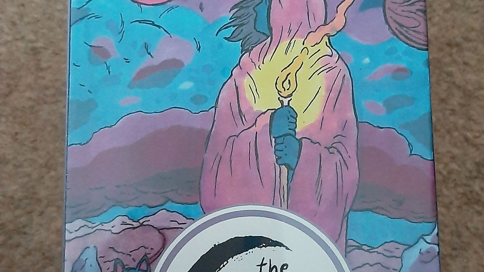 The Cosmic Slumber Tarot, Tille Walden