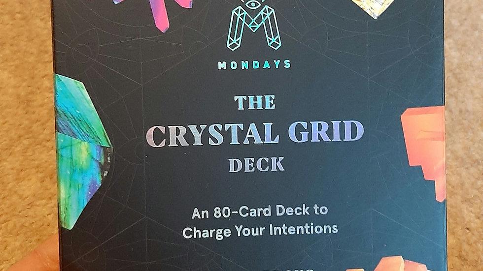 The Crystal Grid Deck, Mystic Mondays