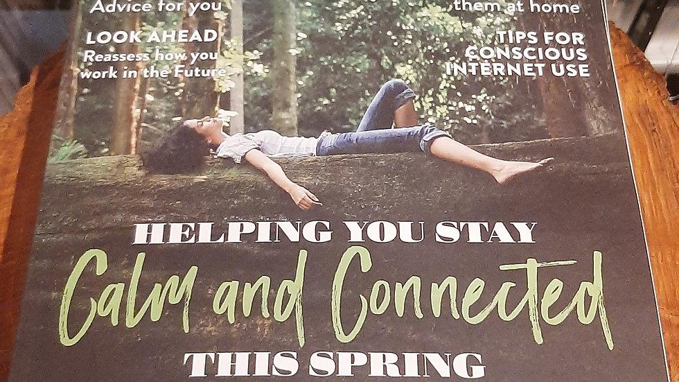 Kindred Spirit Magazine May/June edition