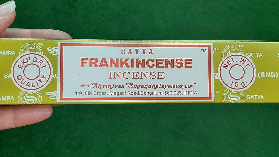 Frankincense (Satya brand)