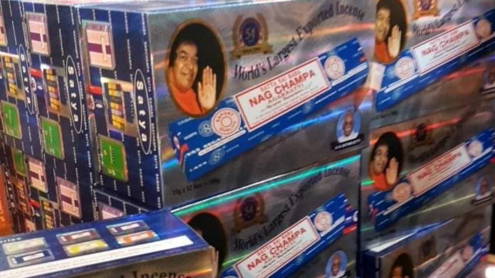 Satya bulk buy incense 12 packets