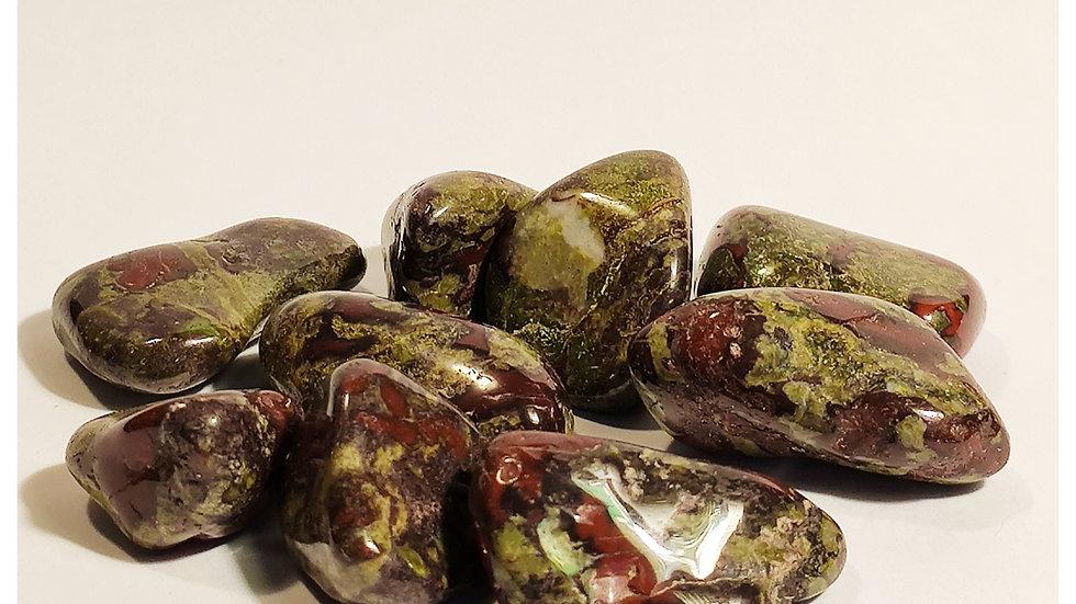 Dragon stone jasper (Dragons blood jasper)