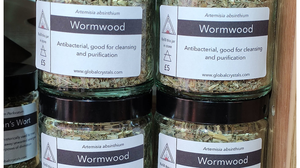 Wormwood, Artemisia