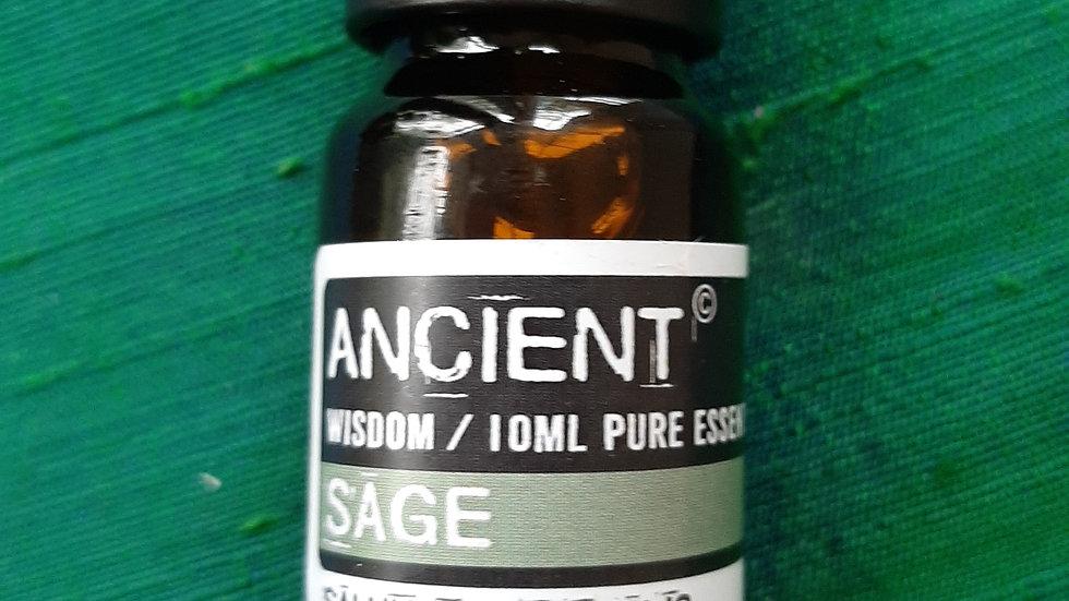 10ml sage essential oil