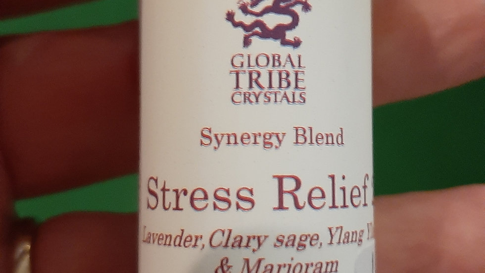 Stress Relief 10ml