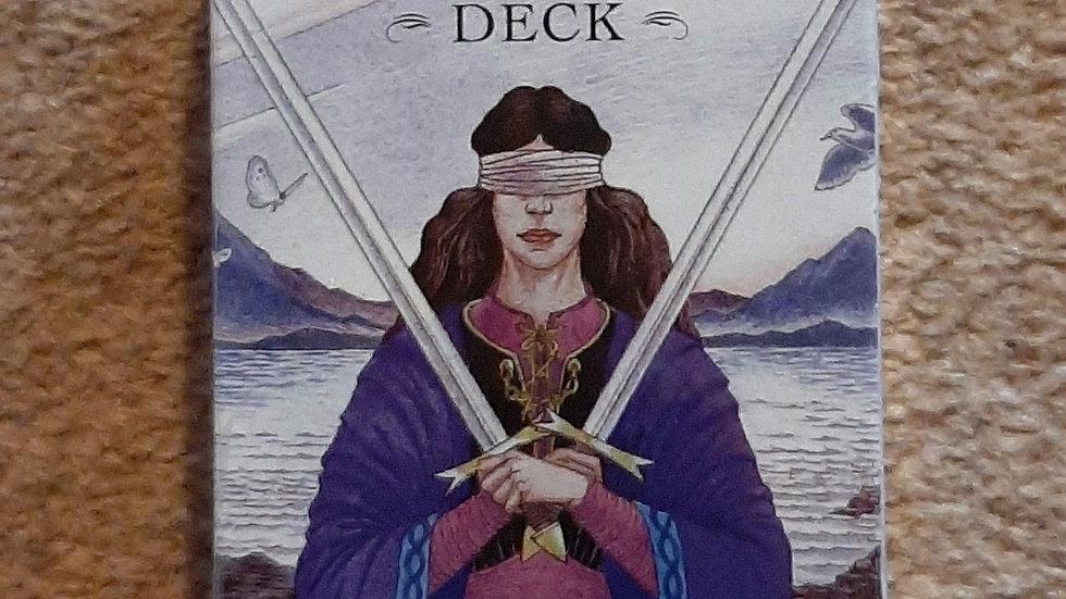 The Sharman- Caselli Tarot Deck