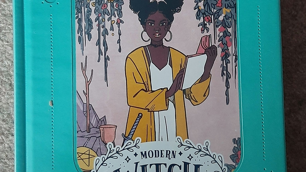 Modern Witches Tarot Journal by Lisa Sterle