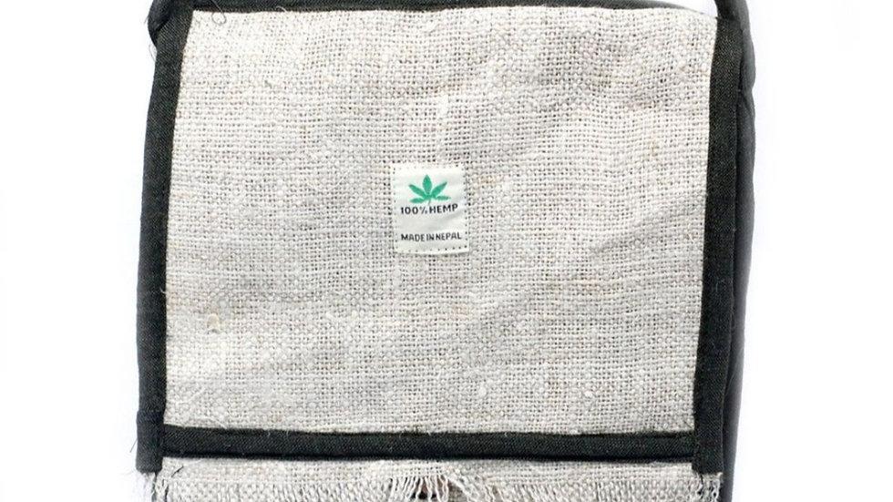 100% Hemp sling bag