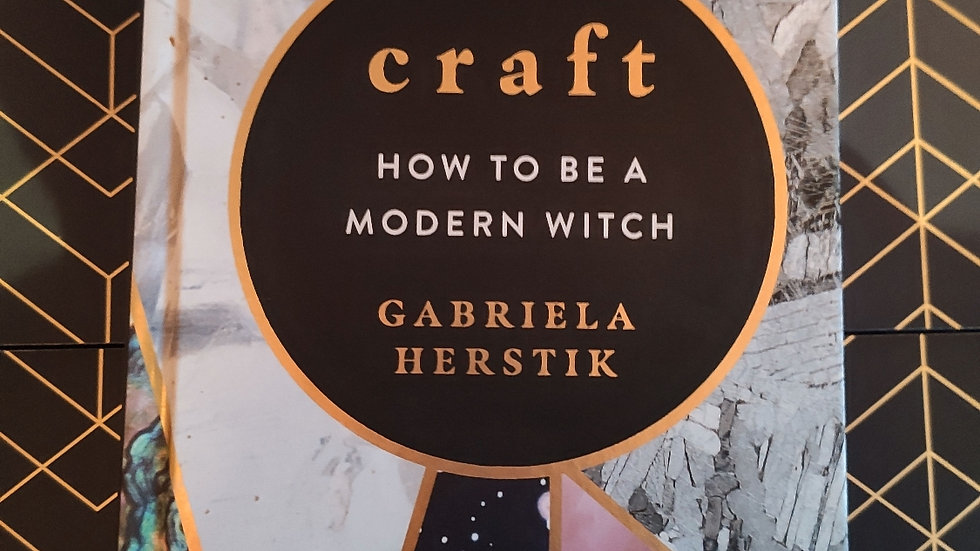 Craft, how to be a modern witch
