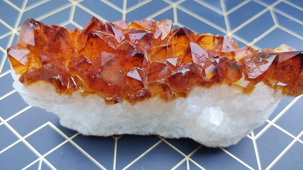 Citrine bed A