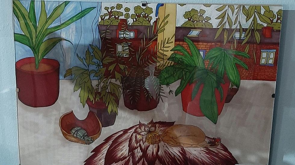 Art print by Maja Novak