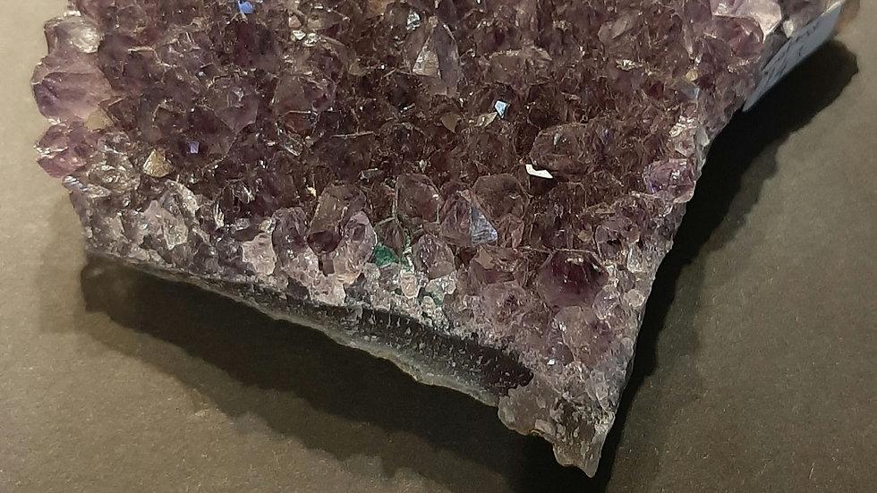 Amethyst cluster 8cm x 8cm
