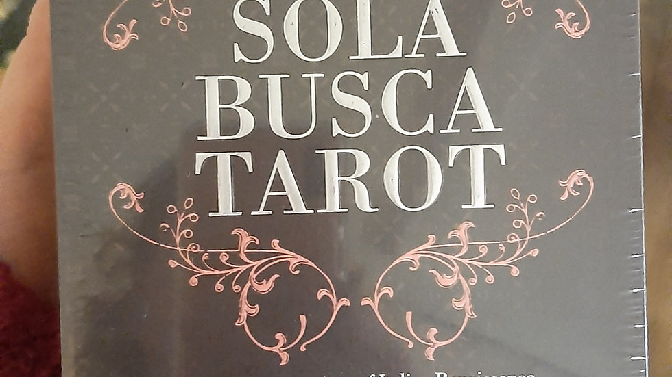 Solar Busca Tarot